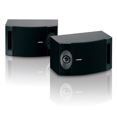 Bose® Diffusori 201® Direct/Reflecting® nero