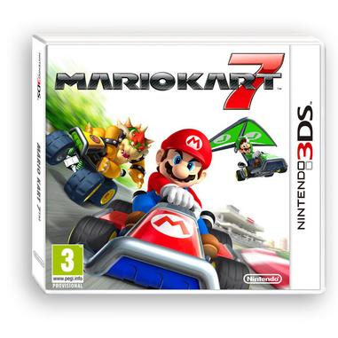 Mario Kart 7 - 3DS