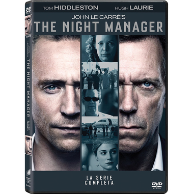 Night Manager - Stagione 1 (DVD)