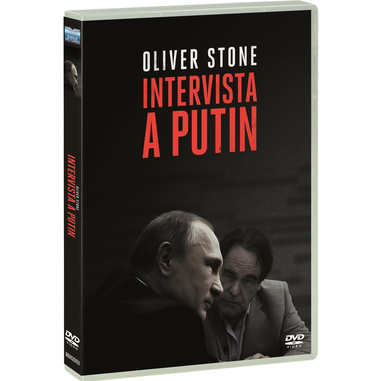 Oliver Stone: Intervista a Putin (DVD)