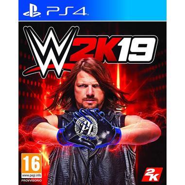 WWE 2K19 edizione Steelbook- PlayStation 4