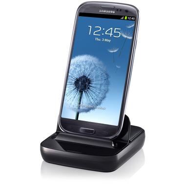 Samsung EDD-D200BEG dock da tavolo con ricarica per Galaxy S4