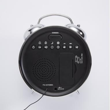 Bigben Interactive RR90EPOKN  Nero radiosveglia
