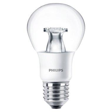 Philips Lampadina LED, Attacco E27, 6W