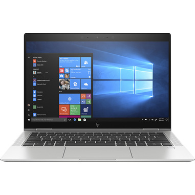 "HP EliteBook x360 1030 G4 Ibrido (2 in 1) Argento 33,8 cm (13.3"") 3840 x 2160 Pixel Touch screen Intel® Core™ i7 di ottava generazione 16 GB LPDDR3-SDRAM 512 GB SSD Wi-Fi 6 (802.11ax) Windows 10 Pro"