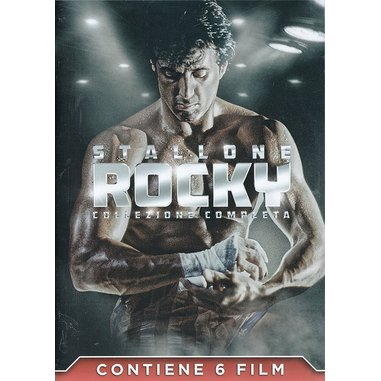 Rocky collection (Blu-ray)