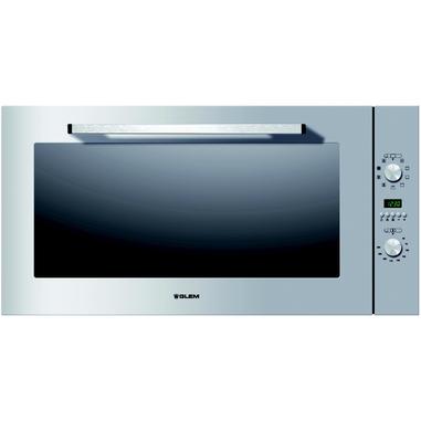 Glem GF993IX Elettrico 79L 2700W A Acciaio inossidabile forno