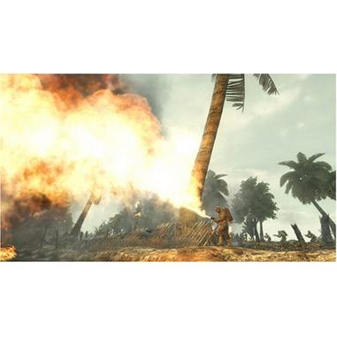 Activision Call of Duty: World at War - Classics, Xbox 360