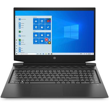"HP Pavilion Gaming 16-a0014nl Computer portatile Nero 40,9 cm (16.1"") 1920 x 1080 Pixel Intel® Core™ i7 di decima generazione 16 GB DDR4-SDRAM 512 GB SSD NVIDIA GeForce RTX 2060 Max-Q Wi-Fi 6 (802.11ax) Windows 10 Home"