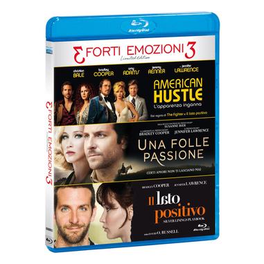 Tris forti emozioni edizione limitata (Blu-ray)