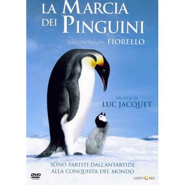 La Marcia dei Pinguini, 2x DVD DVD 2D ITA
