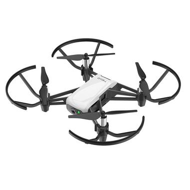 DJI Ryze Tello 4 rotori Quadrirotore 5MP 1280 x 720Pixel 1100mAh Nero, Bianco drone fotocamera