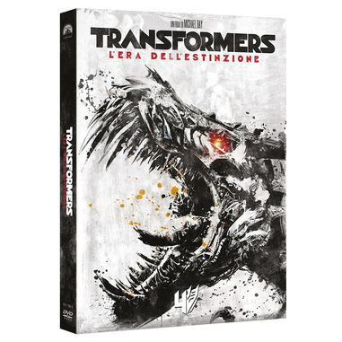 Transformers 4 - L'Era dell'Estinzione DVD