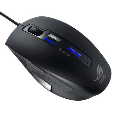 ASUS GX850 mouse USB Laser 5000 DPI
