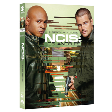 NCIS: Los Angeles - Stagione 6 (DVD)