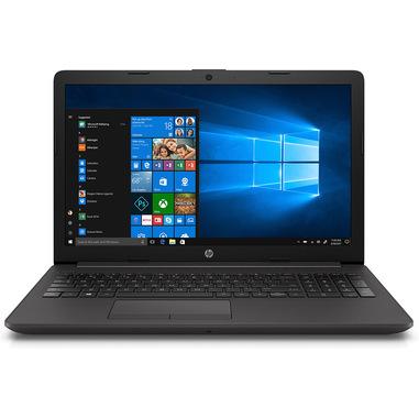 "HP 250 G7 Computer portatile Nero 39,6 cm (15.6"") 1366 x 768 Pixel Intel® Core™ i3 di ottava generazione 4 GB DDR4-SDRAM 256 GB SSD Wi-Fi 4 (802.11n) Windows 10 Pro"