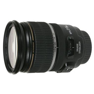 Canon EF-S 17-55 f/2.8 IS USM SLR Wide lens Nero