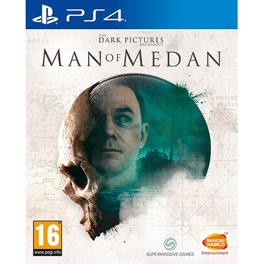The Dark Pictures Anthology: Man of Medan, PlayStation 4