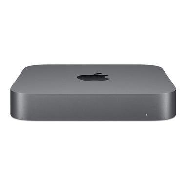 Apple Mac mini Intel® Core™ i3 di ottava generazione i3-8100B 8 GB DDR4-SDRAM 128 GB SSD Grigio Mini PC Mac OS X 10.14 Mojave