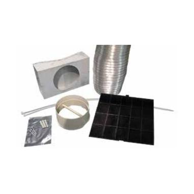 Bertazzoni La Germania 901428 Cooker hood recycling kit accessorio per cappa