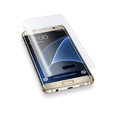 Cellular Line SPCURVEDGALS7E Chiara Galaxy S7 Edge 1pezzo(i) protezione per schermo
