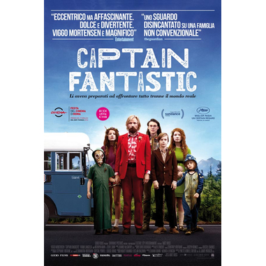 Captain Fantastic (DVD)