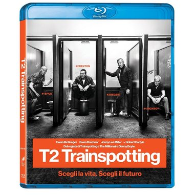 T2 Trainspotting, Blu-Ray Blu-ray 2D ITA