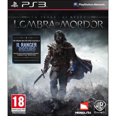 La Terra di Mezzo: l'ombra di Mordor - PS3