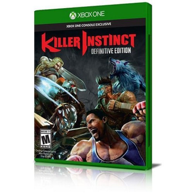 Killer Instinct Definitive Edition, Xbox One