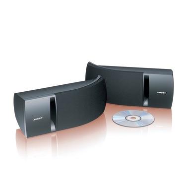 Bose 161 Speakers Nero altoparlante