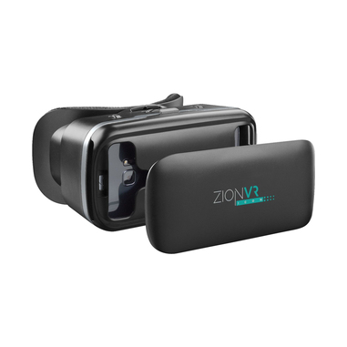 Cellularline ZION VR - UNIVERSALE Visore di Realtа Virtuale per smartphone Nero