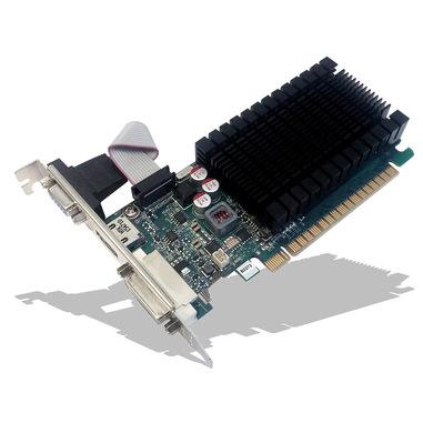 PNY GF710GTLH2GEPB scheda video NVIDIA GeForce GT 710 2 GB GDDR3