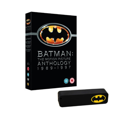 Batman anthology + power bank (DVD)