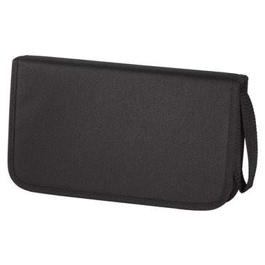Hama Borsa CD Wallet per 64 CD/DVD  nero