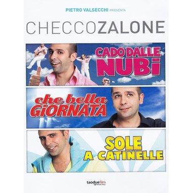 Checco Zalone - La Triloggia (DVD)
