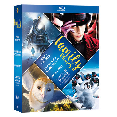 Family movies (Blu-ray)