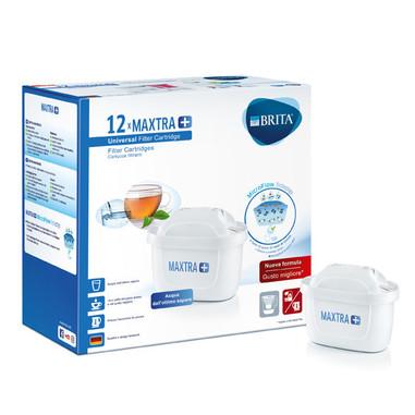 Brita Filtri potenziati MAXTRA + per caraffa filtrante - Pack 12