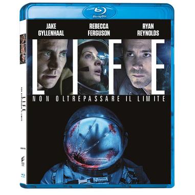 Non oltrepassare il limite, Blu-ray 2D ITA