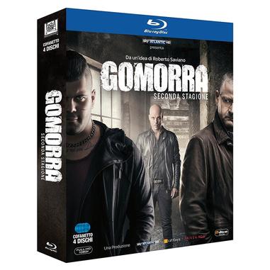 Gomorra: la serie - stagione 2 (Blu-ray)