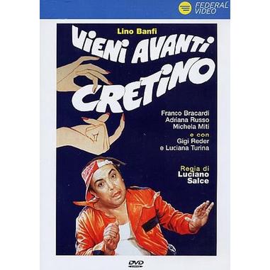 Vieni avanti cretino (DVD) 2D