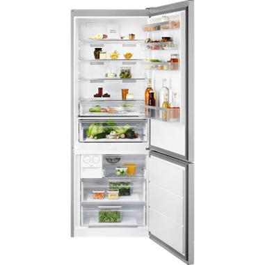 Electrolux EN5184MOX frigorifero con congelatore Libera installazione Acciaio inossidabile 461 L A++