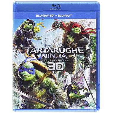 Tartarughe Ninja 2: Fuori dall'Ombra - 3D (Blu-ray)