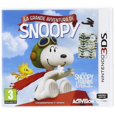 La grande avventura di Snoopy - Nintendo 3DS
