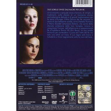 L'altra donna del re, DVD DVD 2D ITA
