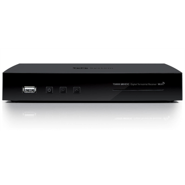 TELE System TS8000 Terrestre Full HD Nero set-top box TV