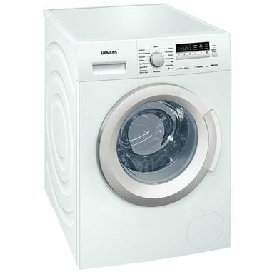 Siemens WM10K227 IT Libera installazione Carica frontale 7kg 1000Giri/min A+++ Bianco lavatrice
