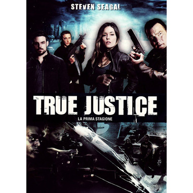 True justice - stagione 1 (Blu-ray)