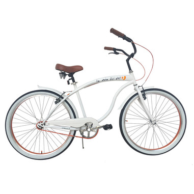 BeBikes BeCruiser limited edition bianca