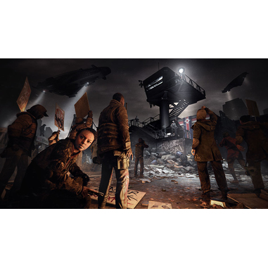 Homefront: The Revolution, PS4
