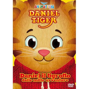 Daniel Tiger Vol.1 - Daniel il tigrotto dalle mille avventure (DVD)